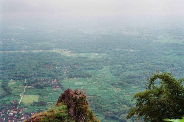 That Time We Climbed the Wrong Mountain on Java – Menoreh Hill