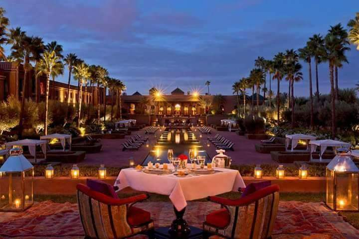 Viajes de Lujo en Marruecos