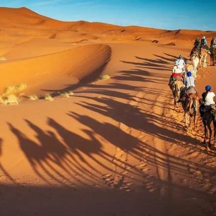 Ruta 4 días desde Nador al desierto de Merzouga