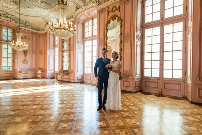 Hochzeit Schloss Benrath