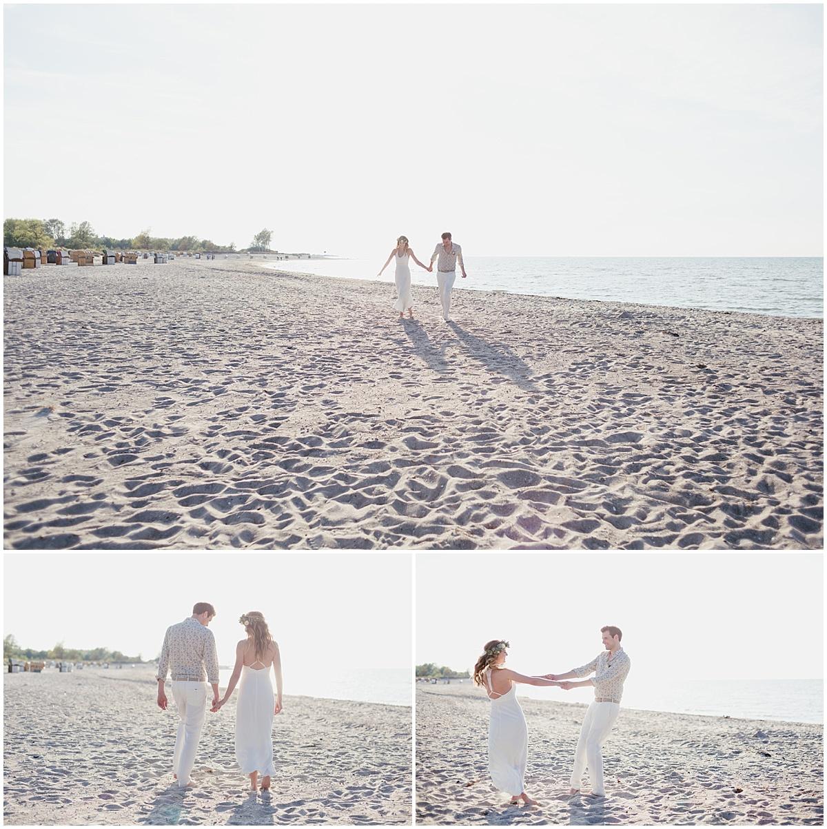 Strandhochzeit Heiraten Auf Usedom