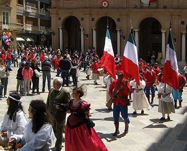 Marsala: presentato il programma delle Manifestazioni Garibaldine 2017