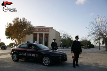 Marsala: controlli straordinari dei carabinieri, 8 denunciati