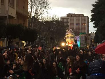 Carnevale 2018 a Marsala: domani pomeriggio si torna in strada sperando nel bel tempo