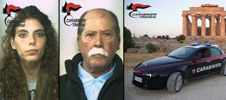 Castelvetrano: intensificati i controlli, 2 arresti dei carabinieri