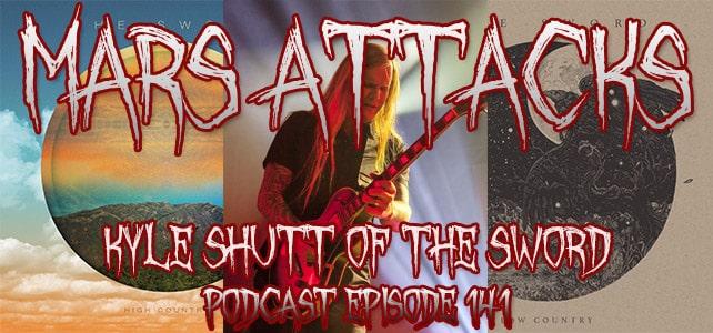 Podcast Episode 141 – Kyle Shutt Of The Sword