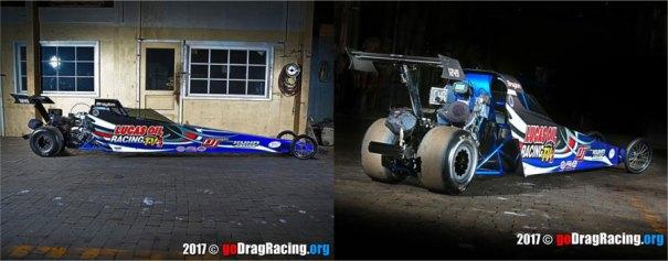 Kuhn Racing jr Dragster NHRA Jr Dragster publication