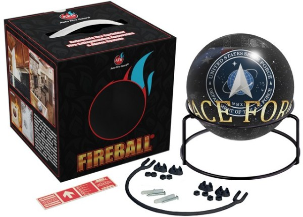 AFG Fireball Space Force