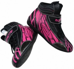 Racerdirect Youth Pink Racing Shoes