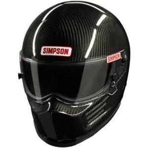 Simpson SA2020 Carbon Bandit Helmet