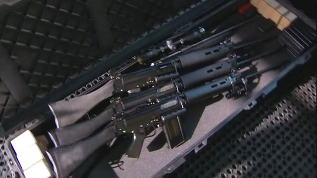 Private Security Weapons