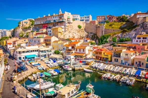Les meilleurs hôtels à Marseille