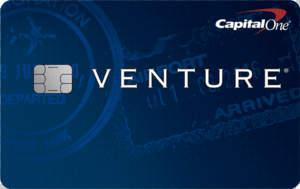 Carte de crédit Capital One Venture Rewards