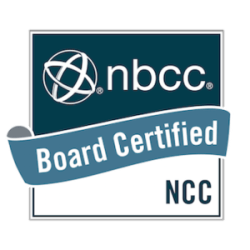 NBCC counseling certification