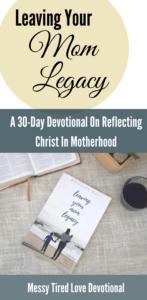 motherhood devotional