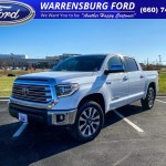 2021 Toyota Tundra Limited Crewmax In Marshall Mo Toyota Tundra Marshall Chrysler Jeep Dodge Llc