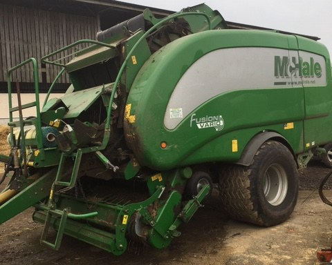 McHale – Fusion Vario Used *NOW SOLD*