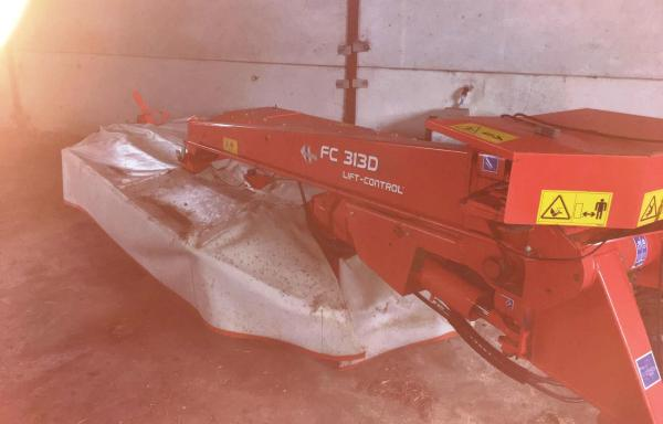 Kuhn FC 313D Mower-Conditioner – SOLD
