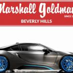 Used 2014 Bmw I8 For Sale Sold Marshall Goldman Beverly Hills Stock B20036