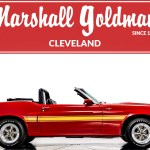 Used 1969 Ford Mustang Shelby Gt500 Convertible For Sale Sold Marshall Goldman Cleveland Stock B20537