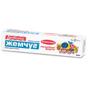 зубная паста волшебные фрукты