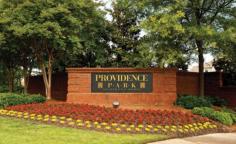 Providence Park Apartments In Charlotte NC Marsh