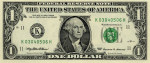 $1 bill