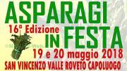 locandina asparagi in festa 2018