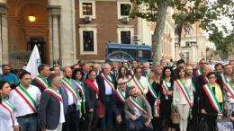MANIFESTAZIONE ROMA SINDACI 19 settembre 2018 (1)