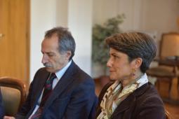 I Presidenti degli Ordini forensi di Avezzano e Lanciano