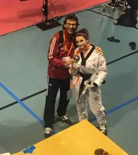 Alice Baliva Argento Dutch Open