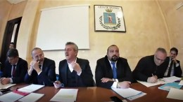 CONFERENZA STAMPA T-RED