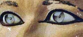 Occhi di Rahotep
