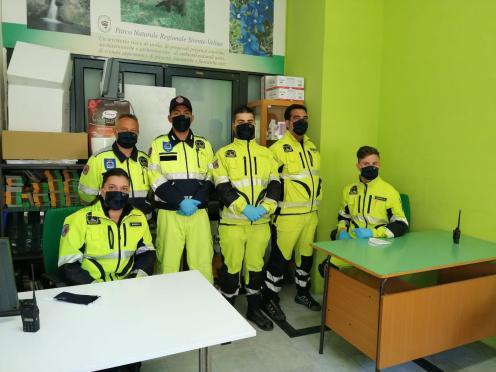 protezione civile celano