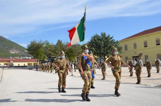 Bandiera di Guerra del 9° reggimento alpini (1)