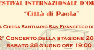 festival internazionale d'organo