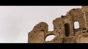 Uno scorcio del Castello della Valle