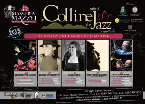 locandina le Colline del Jazz)