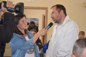 Francesco Montemurro, Vice presidente di Giornalisti d'Azione
