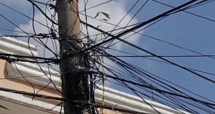 rubavano l'energia elettrica