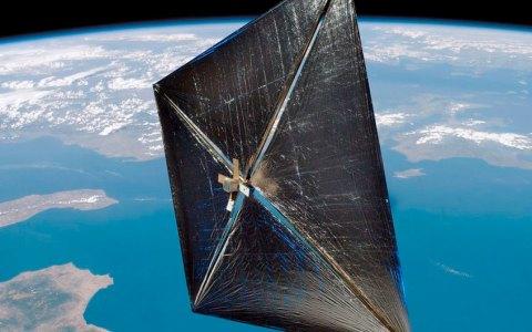 nasa solar sail