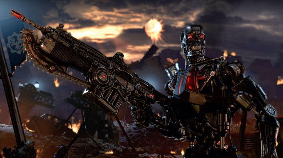 Gears 5 Terminator