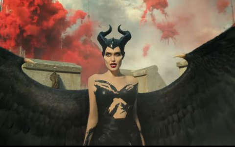 "Angelina Jolie ""Maleficent: Mistress of Evil"""
