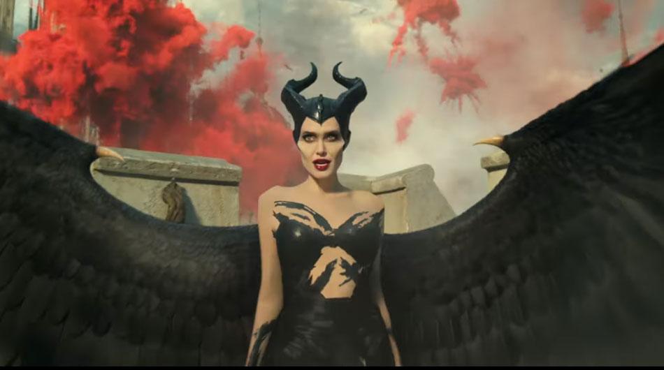 "Angelina Jolie ""Maleficent: Mistress of Evil"""