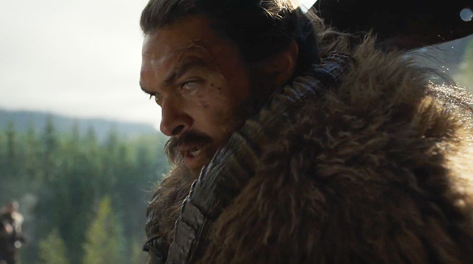 Jason Momoa see apple tv