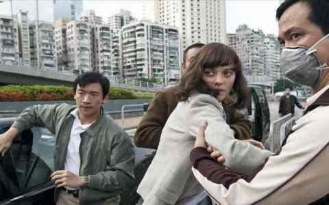 contagion movie scene