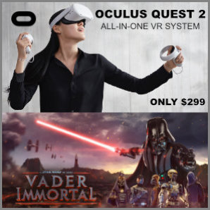 OCULUS QUEST 2