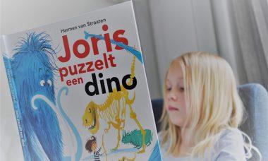joris puzzelt een dino leesboek