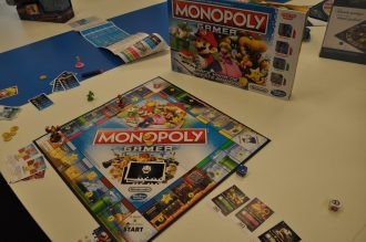 gamer monopoly