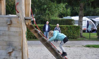 speeltuin op parc la clusure